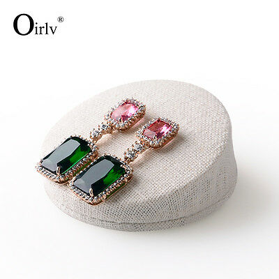 Oirlv Earrings Holder Jewelry Display Props for Jewellery Shop Counter Cute New