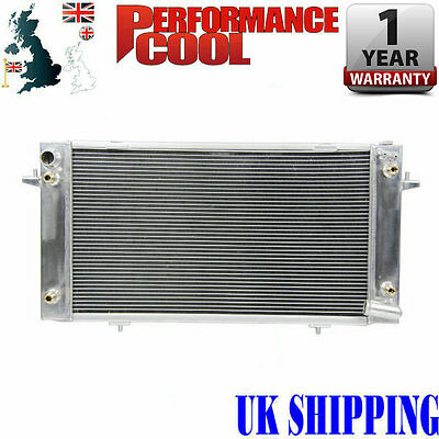 3 Row Aluminum Radiator for 87-98 Land Rover Range Rover Discovery 3.9L 4.0L V8