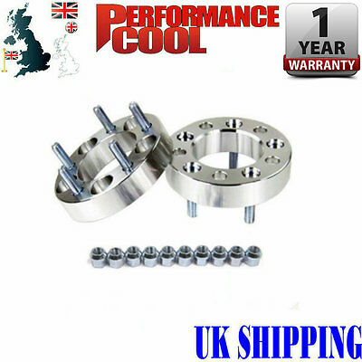 FOR Nissan GT-R MAXIMA SKYLINE 2PCS Wheel Spacers 30mm 5x114.3 12x1.25