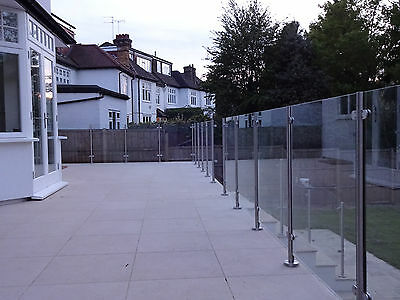 All Types Of Stainless Steel Balustrade Posts, Custom Made Posts.