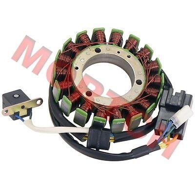 (AU)CFMoto 500cc CF188 18 Pole Stator Coil 3 + 2 Pins Magneto Scooter Motorcycle