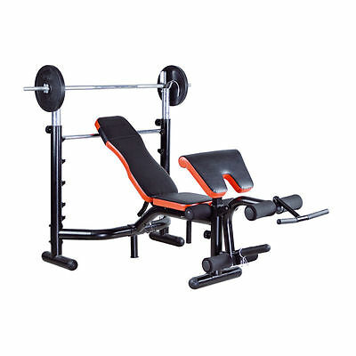 Sport Fitness e palestra Panche ginniche Panca Bench Pro Deluxe Victoria