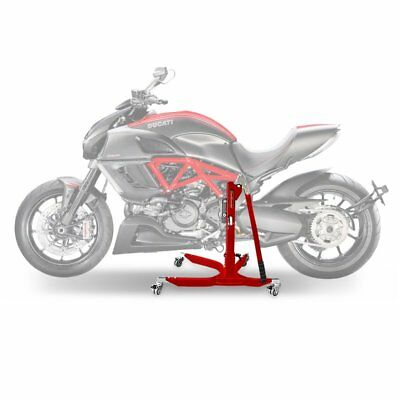 Bequille d'Atelier Moto Centrale ConStands Power RB Ducati Diavel 11-16
