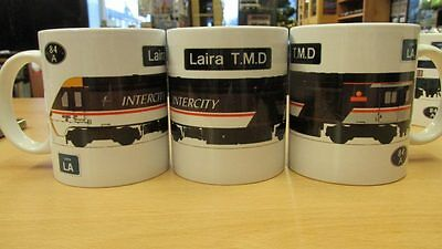 43185 Great Western Mug In Intercity Swallow Livery Laira Depot