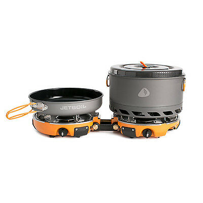 Jetboil Geneses Stove Base Camp System