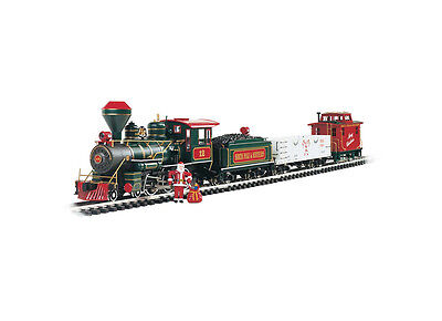 Bachmann 90037 Night Before Christmas Set G BAC90037
