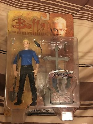 BENEATH YOU SPIKE - Buffy The Vampire Slayer Action Figure - NEW SEALED