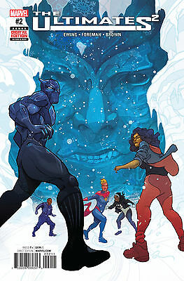 ULTIMATES 2 #2 (MARVEL 2016 1st Print) COMIC