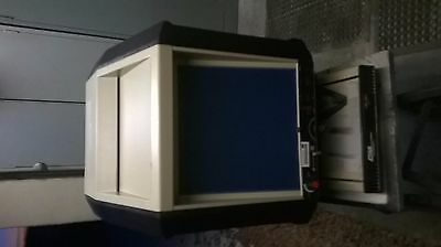 Micron Corporation Micro Fiche Reader Model Rp-700