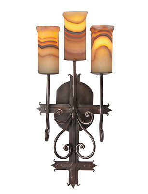 Old church 3 light Beautiful Design Wall Sconce