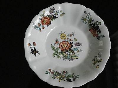 Copeland Spode Dish with Floral Pattern