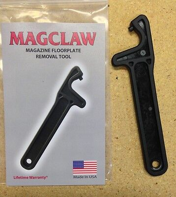 Magclaw A Glock Magazine Base Removal Tool, New