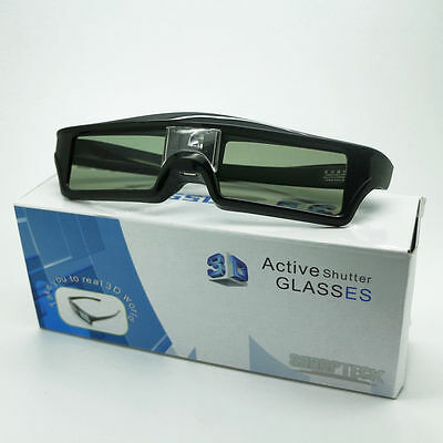 Universal IR Rechargeable Active Shutter 3D Glasses For Sony Optoma Projector
