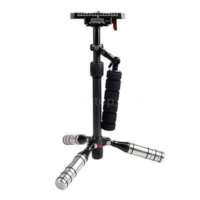 Carbon Fiber Mini Handheld Video Stabilizer Steadycam DSLR Camera DV Steadicam