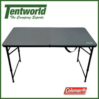 Coleman Table Fold-in-Half - 4ft