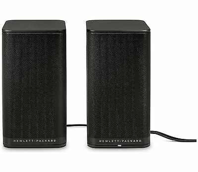 HP S5000 PC/Console/Phone 2.0 Speaker System - Black - From Argos