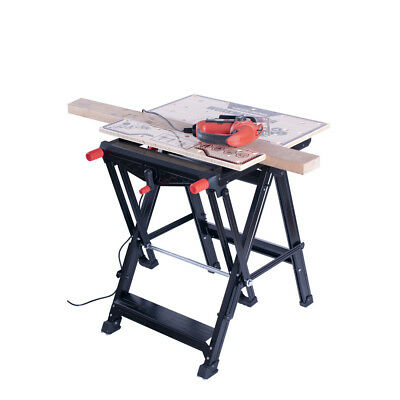 Black & Decker 670 mm x 450 mm Workmate 1000 Portable Workbench BDST11000 New