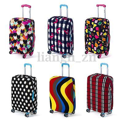"18-20"" Travel Luggage Suitcase Cover Protective Bag Dustproof Case Protector AU"