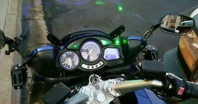 Motorcycle Gear Indicator Green LED for Yamaha YZF-R1 YZF-R6 Fzh150 Xt660 Fz6