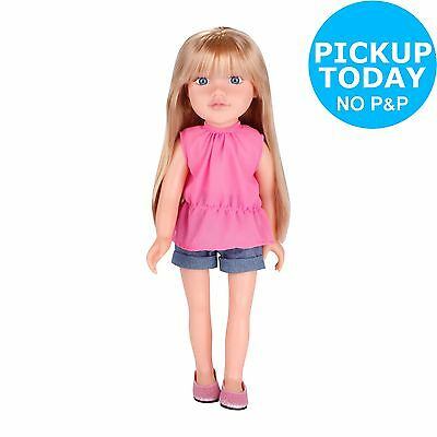 Chad Valley DesignaFriend Carly Doll. From the Official Argos Shop on ebay
