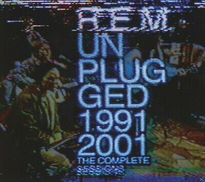 R.E.M. - Unplugged 1991/2001:The Complete Sessions - (CD)