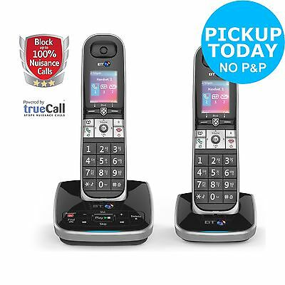 BT 8610 Cordless Telephone with Answer Machine - Double. From Argos on ebay