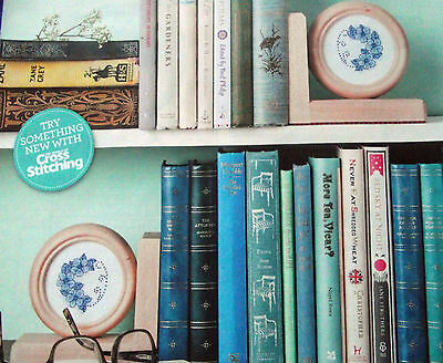 A Happy Ending Collection Of 8 Gorgeous Designs For Bookends Cross Stitch Chart
