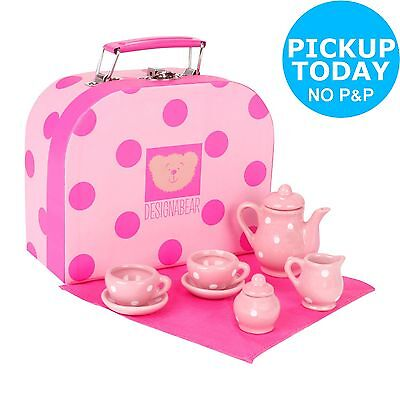 Chad Valley Designabear Tea Set. From the Official Argos Shop on ebay