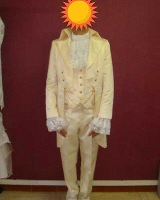 Costume homme mariage neuf fait main complet