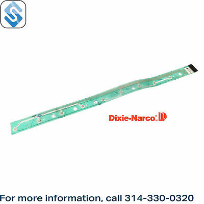 9-Selection Switch Harness for Dixie-Narco 501E & 600E - Dixie-Narco 80491285081