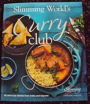Slimming World Curry Club - New Curry Book For 2016 - New ...