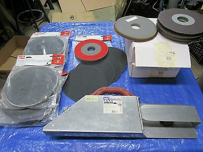 New Drywall Tools , Porter Cable Sanding Pads, Discs & Drywall Tape Shooter