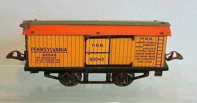 Hornby Series O Gauge Pennsylvania Box Car 1936-1941