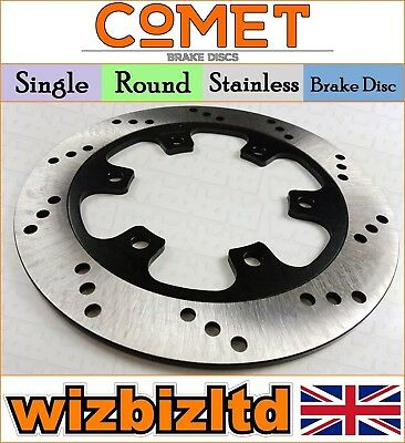 Round Rear Brake Disc Triumph Trophy 1200 (4 cyl) (From VIN 4902) 1994-01 RDR204