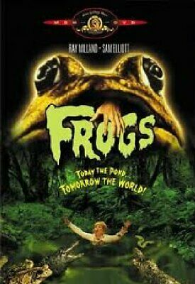 Frogs DVD 30 HOLDING