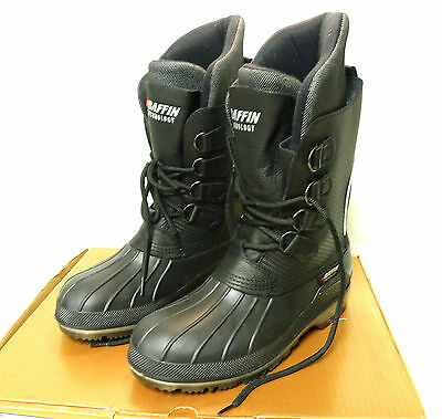 Baffin Womens Spectre Snowmobile Boots - Size 10 (Clearance)  OBS Mfr 11-8710