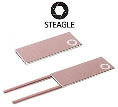 STEAGLE1.0 Laptop Webcam Cover For Privacy Shield (Pink)