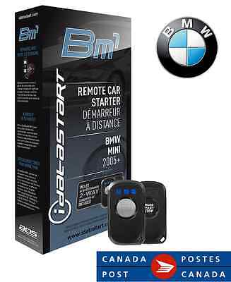 iDatalink ADS-BM1 iDataStart T-Harness Remote Start 2005-2015 BMW & Mini ADSBM1