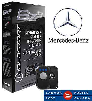 iDataStart ADS-BZ3 T-Harness Remote Start for 2008-2014 Mercedes-Benz (ADSBZ3)