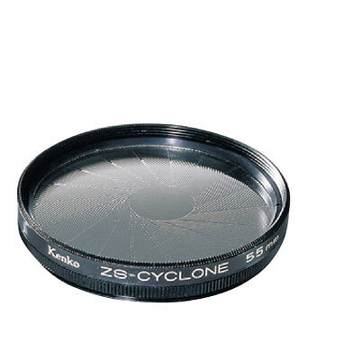 Kenko 58mm ZS Cyclone Peripheral Effect Camera Lens Filter - Made In Japan