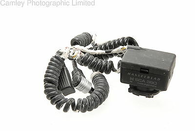 Hasselblad SCA300 SCA390 Metz adapter with cable (51681). Condition – 7E [4992]