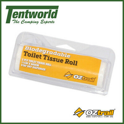 OZtrail Biodegradable Toilet Tissue