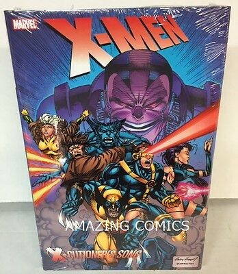Marvel X-Men X-CUTIONERS SONG Hardcover HC Omnibus - BRAND NEW SEALED
