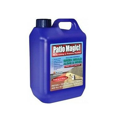 Brand New Brintons Patio Magic 2.5ltr