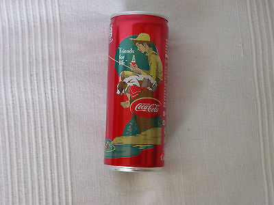 VERY RARE LIMITED fisherman FRIENDS FOR LIFE COCA COLA CAN FULL  250ml Poland