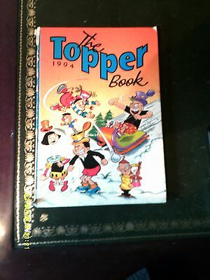 THE TOPPER BOOK 1994,.Vintage Annual, Printed 1993