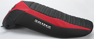 Skinz Protective Gear Burandt Ultra Lw Seat Kit Pol Pro Red BPSK200-RD