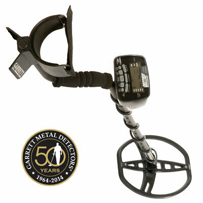 Garrett AT Pro International Metal Detector - Waterproof, Deep & Sensitive