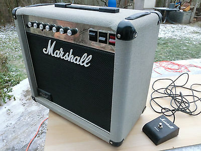 Marshall SILVER JUBILEE 2554 Combo, 1987, Top Zustand