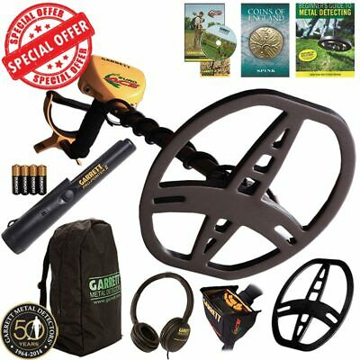 Garrett EuroAce Accurate Locator Package. Inc. Garrett Pro Pointer 2.